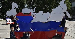 Fransız ve İngilizler Rusya'yı haritadan sildi