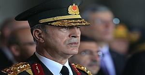 Hulusi Akar Kara ve Hava Kuvvetleri Komutanları ile Hatay ve Kiliste