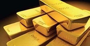 İran menşeili külçe altın ele geçirilmiş