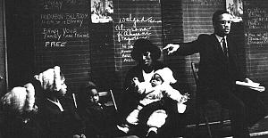 İslam'ın kahramanı Malcolm X'in vefat yıl dönümü