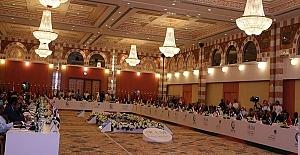 İslam İşbirliği Teşkilatı 4. Çalışma bakanları toplandı