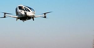 Kişisel hava aracının özellikleri açıklandı