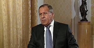 Lavrov: ABD, çok tehlikeli bir oyun oynuyor