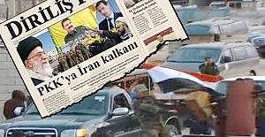 PKK İran kamuflajı altına böyle sığınacak