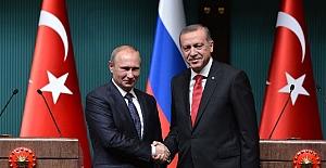 Temeli Putin ve Erdoğan atacak