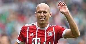 Robben transferlik için yeşil ışık yaktı