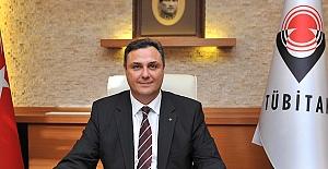 TÜBİTAK'ın yeni başkanı