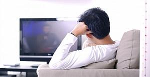 TV izlemek sağlığı bozuyor
