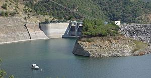 Yağış yok fakat barajlar dolu