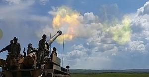 Afrin#39;de: 3530 terörist etkisiz...