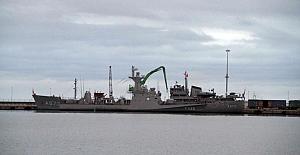 Savaş gemilerimiz emir bekliyormuş