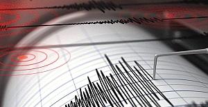 Diyarbakır Kulp'ta deprem oldu