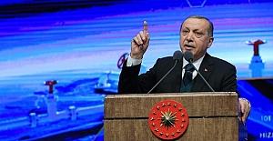Erdoğan: Temelini Putin'le birlikte atacağız