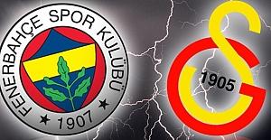 Galatasaray Fenerbahçe maçında kadro netleşti