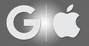 Google ve Apple için Fransa'da ağır ceza