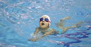 Maltepe yüzme kurslarına yoğun ilgi