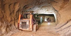PKK#039;nın bu tüneline kamyon bile...