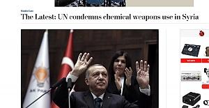 """Şerefsiz medyanın alçak """"Erdoğan'lı"""" haberi"""