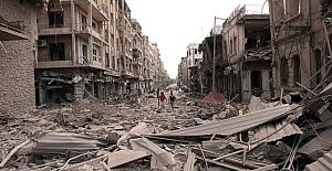 Suriye'de iç savaşta 7'nci sene