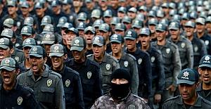 Türkiye'den Afrin'e polis eğitimi