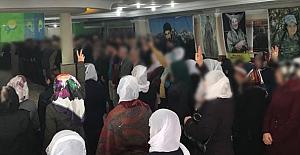 YPG'li teröristler İstanbul'da anıldı