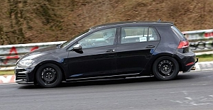 2020 Volkswagen Golf görüntülendi