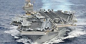ABD Akdeniz'de dünya savaşına hazır