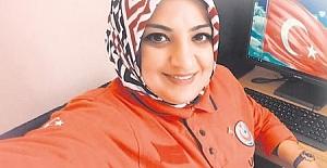 Afrin'in ilk şehidini cepheden alan hemşire anlattı