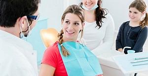 Anne olmaya hazırlanırken diş bakımınızı ihmal etmeyin