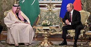 Arabistan-Rusya arasında ABD'yi kızdıran işbirliği!