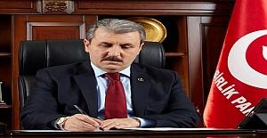 BBP Cumhurbaşkanı adayı Erdoğan oldu