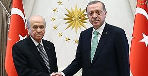 Erdoğan AK Partilileri MHP konusunda uyardı