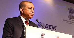 Erdoğan: Biz koltuk heveslisi değiliz