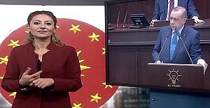 Erdoğan, İşitme Engellilere Yönelik Yayına Başladı