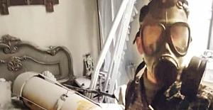 Esed'in kimyasal saldırı silahı görüntüsü çıktı