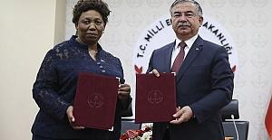 Türkiye ile Güney Afrika arasında Eğitim İşbirliği Anlaşması