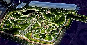 Bu bahçenin hedefi; 1 milyon turist