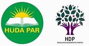Hüda-Par, HDP ile barış şerbeti içmeye hazırız