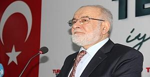 Karamollaoğlu'nun skandal başörtüsü sözleri