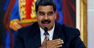 Maduro ABD'ye 48 saat süre verdi