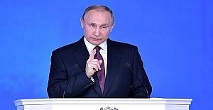 Putin'den: 'kırmızı çizgiyi geçmeyin'