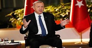 Erdoğan, A Haber ve ATV ortak yayınına katıldı