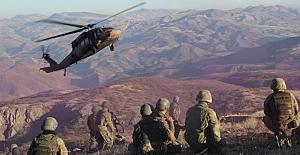 PKK'nın kökü kazınana kadar operasyon!