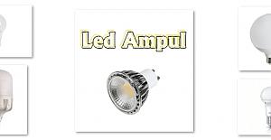 Led Ampul Çeşitleri ve Fiyatları | www.elektrikmarket.com.tr