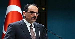 Türkiye, kimseyle savaş peşinde değildir
