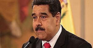 Venezuela Devlet Başkanı Maduro'ya saldırı