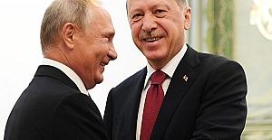 Erdoğan'ın Soçi ziyaretiyle ilgili açıklama