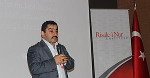 """Dr. Hakan Yalman ile """"Risale-i Nur'da Bilim Tasavvuru"""""""