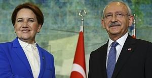 İYİ ve CHP büyük şehirleri paylaştı!