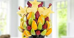 Meyvelerle özel günleriniz daha da özel hale gelecek